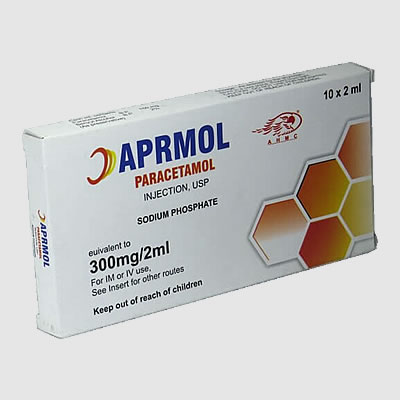 Apramol Injection  300mg/2ml