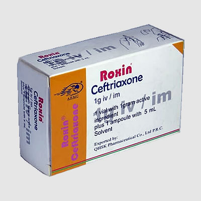 Roxin Injection 1gm